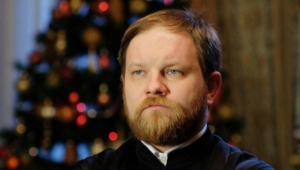 Диакон Александр Волков: Весь 2014 год Русская Церковь молилась об Украине