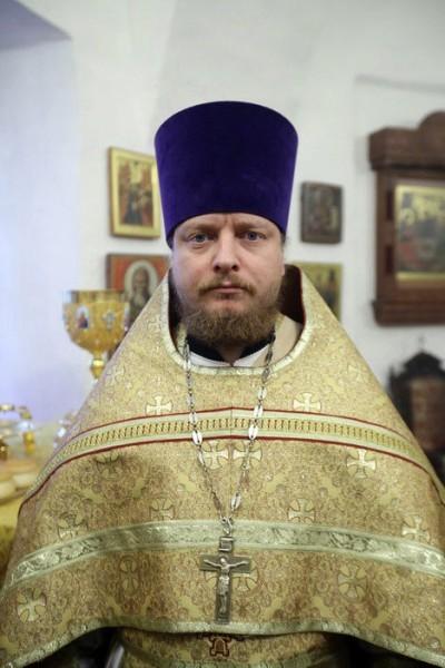 Протоиерей Федор Бородин
