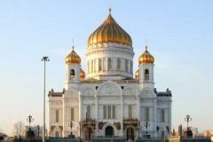 В Храме Христа Спасителя впервые прошла общегородская Литургия для детей