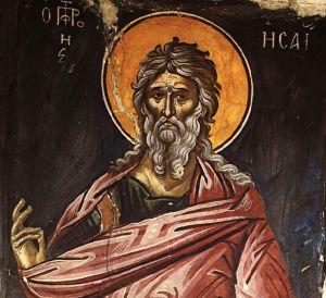 Преподобный Авва Исаия