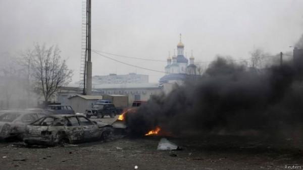 Прямая речь из Мариуполя: настоятель Владимирского храма о том, чем Церковь помогает пострадавшим