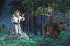 Семь поучений преподобного Серафима Саровского