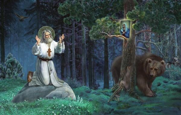 Семь поучений преподобного Серафима Саровского 157-600x382