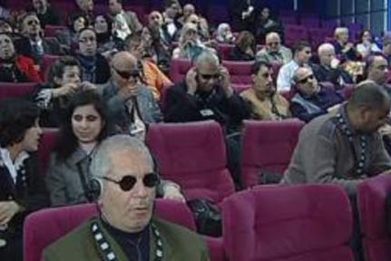 Лучшие советские кинокартины адаптируют для инвалидов по зрению