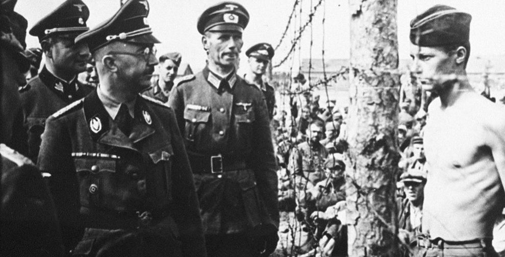 Порядочный Гиммлер, милосердный Эйхман