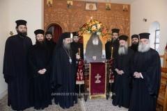 В городе Патра построили храм в честь преподобного старца Паисия Святогорца