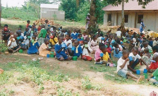 Благодаря православной благотворительной службе в Уганде появится первая школа