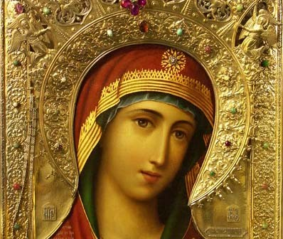 Чудотворная икона Божией Матери прибудет в Москву