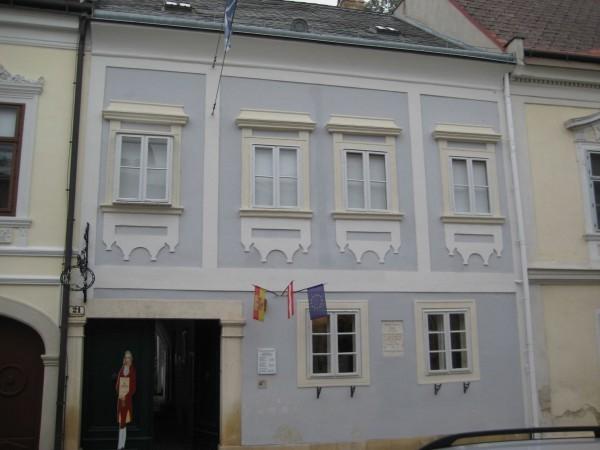Дом Гайдна в Айзенштадте