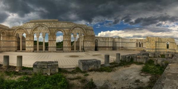 В Болгарии  восстановят Большую базилику в Плиске