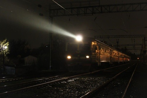Ночная электричка