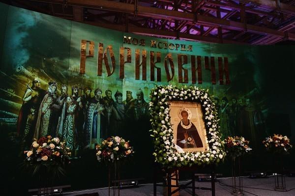 Выставка «Моя история. Рюриковичи» пройдет в Санкт-Петербурге