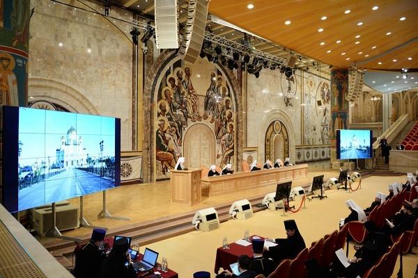 Документ «Об участии верных в Евхаристии» будет передан на рассмотрение Архиерейского Совещания