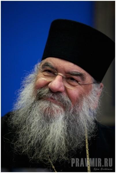 Митрополит Лимассольский Афанасй