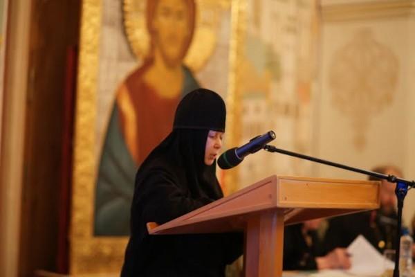 Монахиня Иустина (Трофимова)