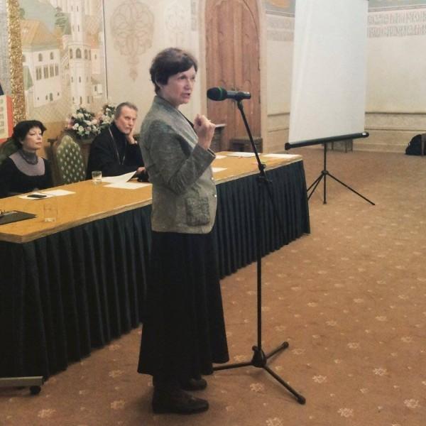 Ольга Иосифовна Троицкая