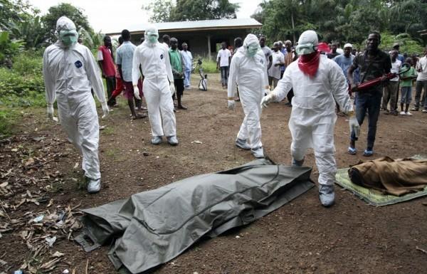 Заболеваемость лихорадкой  Эбола пошла на спад