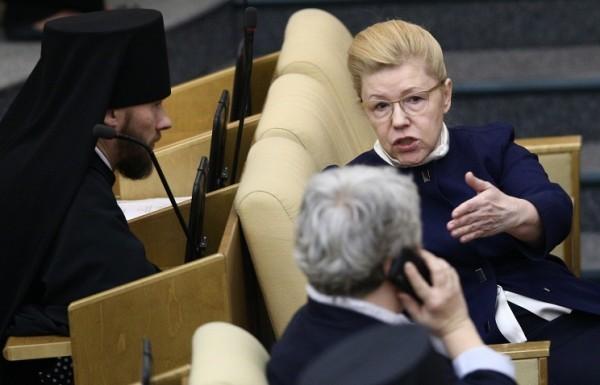 В Госдуме подготовили законопроекты по борьбе с абортами