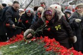 Петербург отметил 71-ю годовщину полного освобождения от блокады