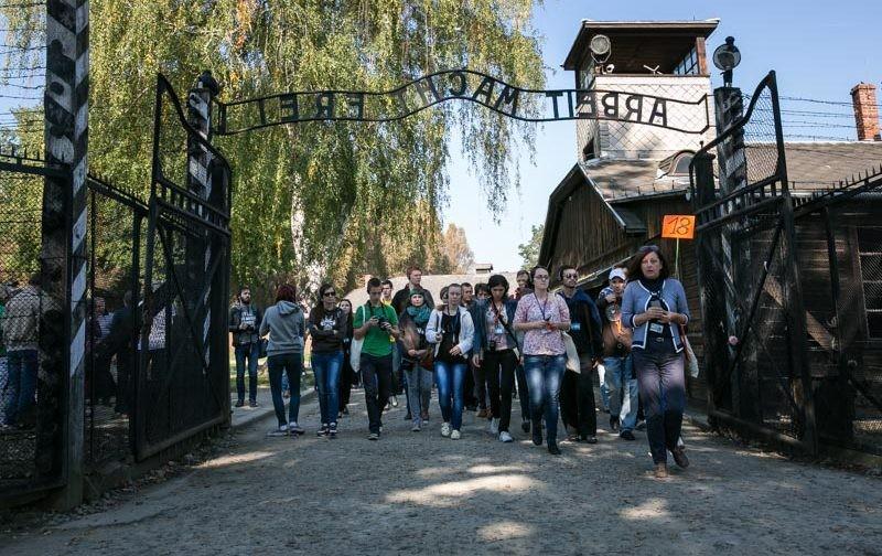 Освенцим — место, где рождается надежда