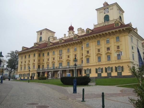 Дворец Эстергази в Айзенштадте