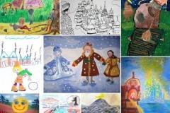 «Любимые сказки» — конкурс рисунков для читателей «Правмира» (ГОЛОСОВАНИЕ)