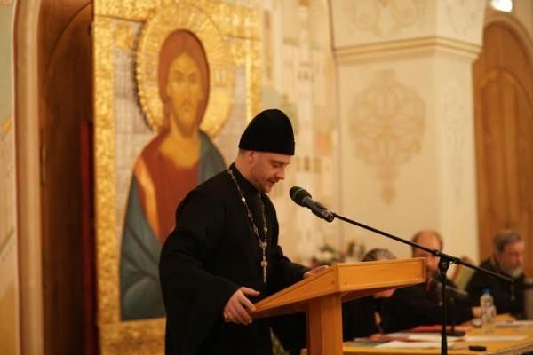 Иерей Владислав Реутов