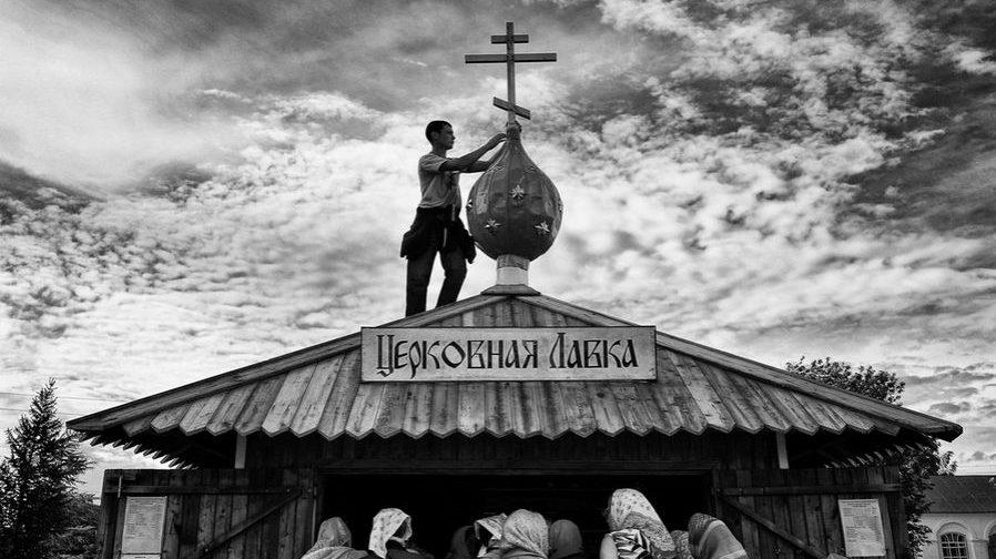 Часовые русской глубинки. Фото священника Андрея Рассанова