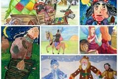 «Хорошо с друзьями!» – об итогах конкурса рисунков «Любимые сказки»