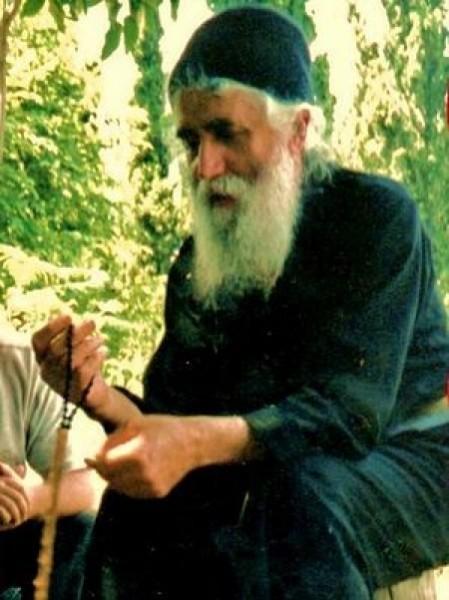 Старец Паисий Святогорец при жизни