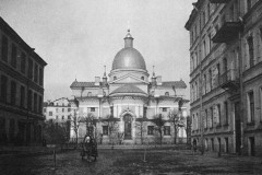 В Петербурге восстановят церковь, разрушенную в 1930-е годы