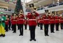 Рождественские флешмобы в России и мире