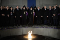 В Ереване огласили Всеармянскую декларацию к 100-летию геноцида армян