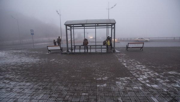 В Ангарске на автобусной остановке произошел взрыв