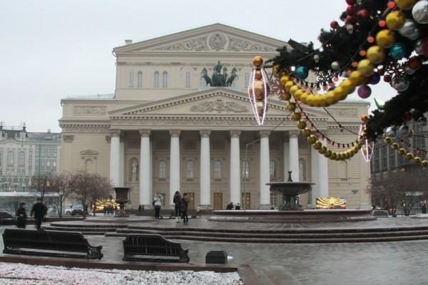 День рождения Большого театра