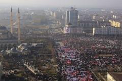 На митинг против оскорбления чувств верующих вышли более миллиона мусульман