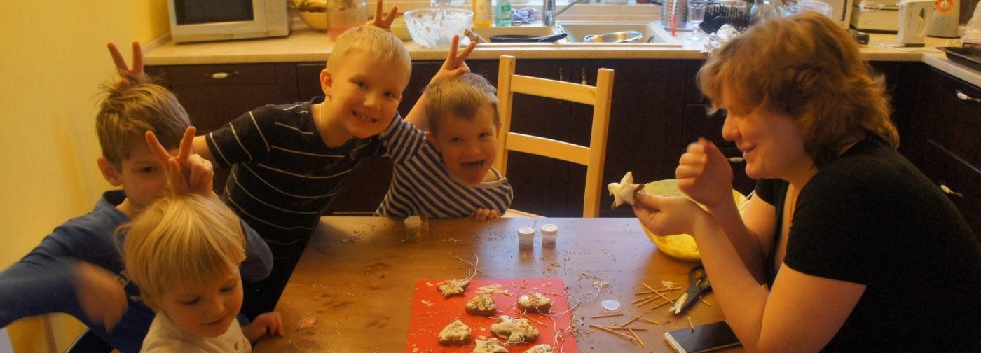 Подготовка к Рождеству — как всё успеть: опыт многодетных