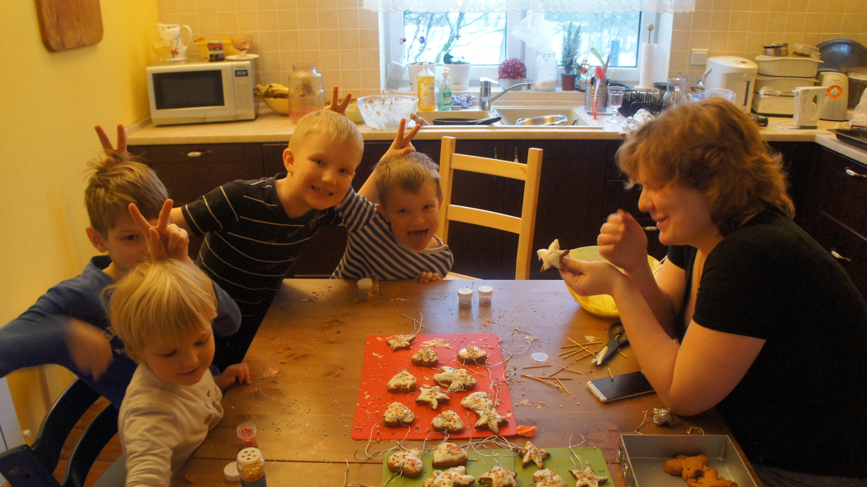 Рождественские традиции готовимся к празднику