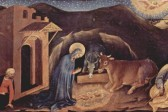 Рождество Христово: иконография, иконы, картины