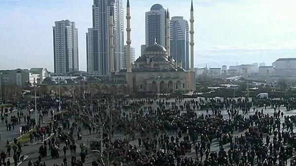 Жители Чечни выйдут на митинг протеста против оскорбления чувств мусульман