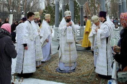 Архиепископ Горловский и Славянский Митрофан: Не соблазниться на зло — самая главная победа христианина