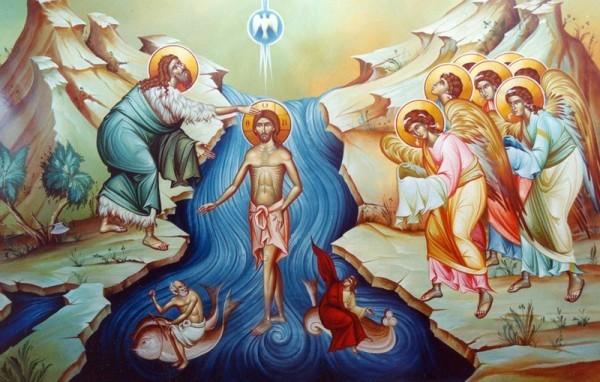 Крещение Господне: глыба греха и камертон Истины (+Видео)