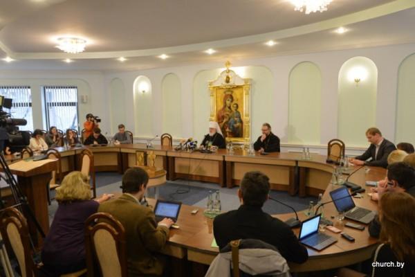 Митрополит Минский и Заславский Павел принял решение приостановить дискуссию о самоуправлении Белорусской Православной Церкви