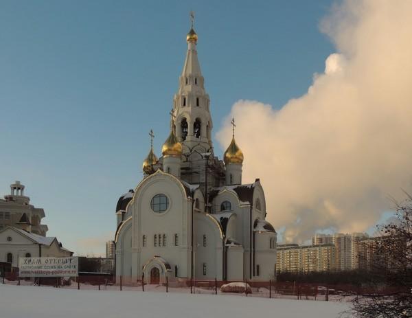 Храм на тысячу прихожан в рамках Программы-200 построен за три года