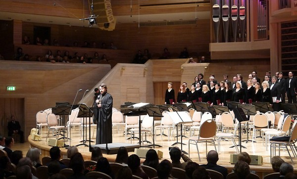 В Москве открылся V Рождественский фестиваль духовной музыки