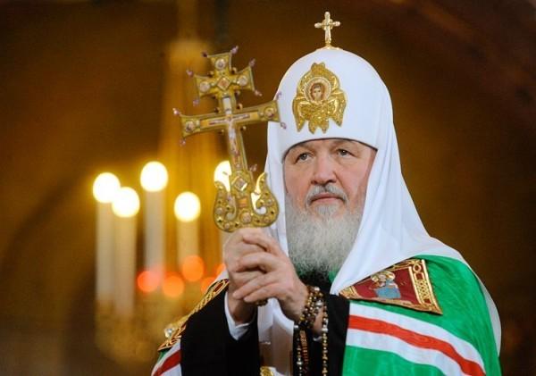 Избрание Святейшего Кирилла, Патриарха Московского и всея Руси