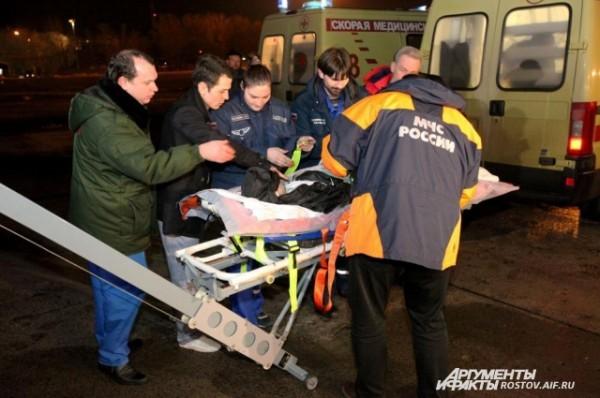 Московские врачи спасают двоих раненых детей из Донбасса