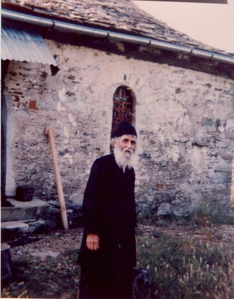 Паисий Святогорец. Фото