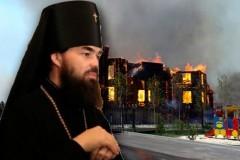 Архиепископ Горловский Митрофан: Если с нами Бог, то и правда победит, и добро восторжествует