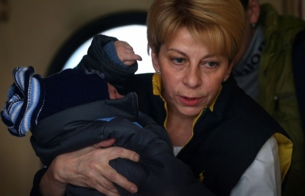 "Доктору Лизе вручили премию ""Своя колея"""